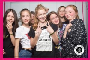 Schall ohne Rauch Fotobox Graz am 23.03.2019